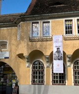 poza casa Teutsch, Sibiu