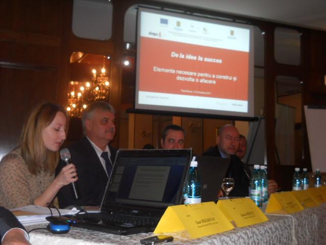 Aproape 1000 de tineri din întreaga ţară vor fi instruiţi în domeniul antreprenoriatului printr-un proiect european.