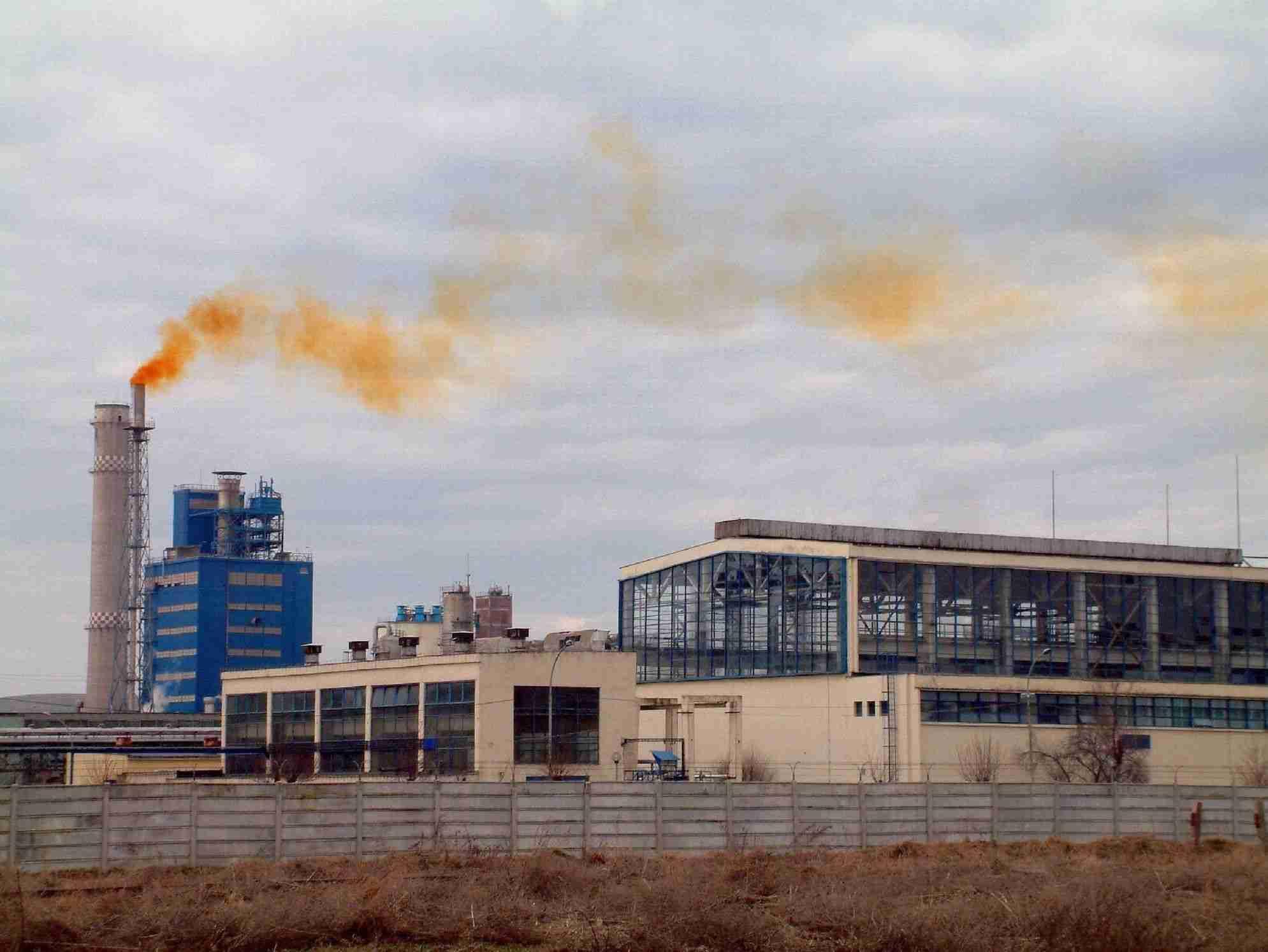 Garda de Mediu Mureş a aplicat Combinatului Azomureş a 7-a amendă din acest an.