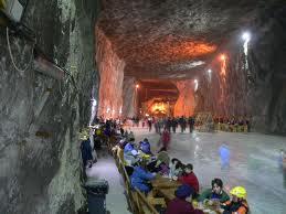 Numărul turiştilor care au vizitat Salina Praid, în acest an, este mai mare decât anul trecut