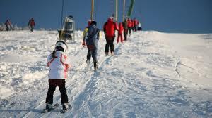 La Predeal se va schia la acest sfârşit de săptămână