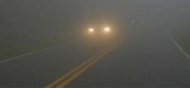 Avertizare de ceaţă prelungită în Transilvania !