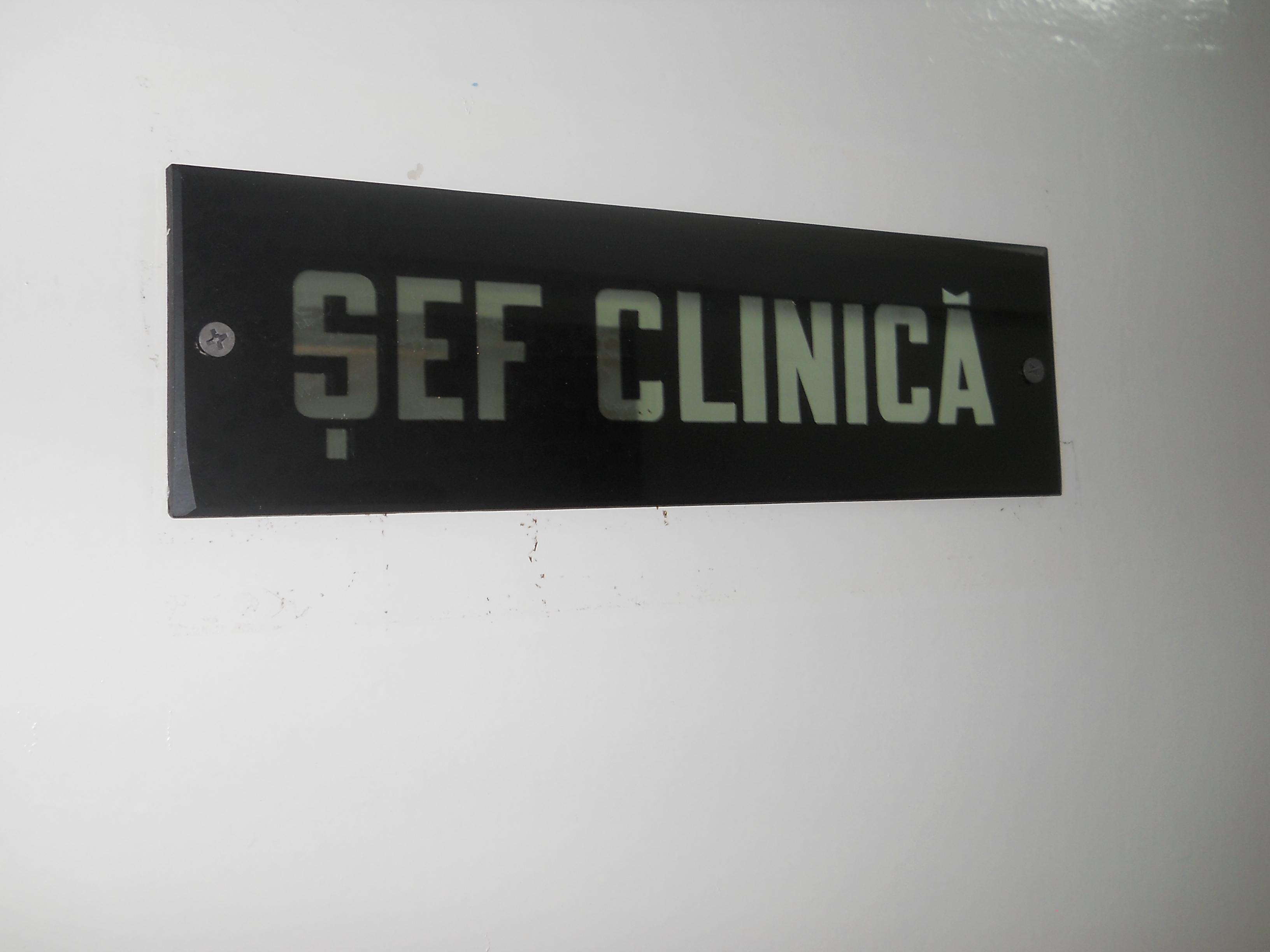 Clinica de Medicina Muncii din Tg.Mureş s-a mutat !