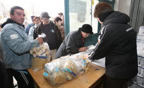 Persoanele defavorizate din Miercurea Ciuc vor putea ridica ajutoarele alimentare oferite de Uniunea Europeană, până în data de 15 februarie