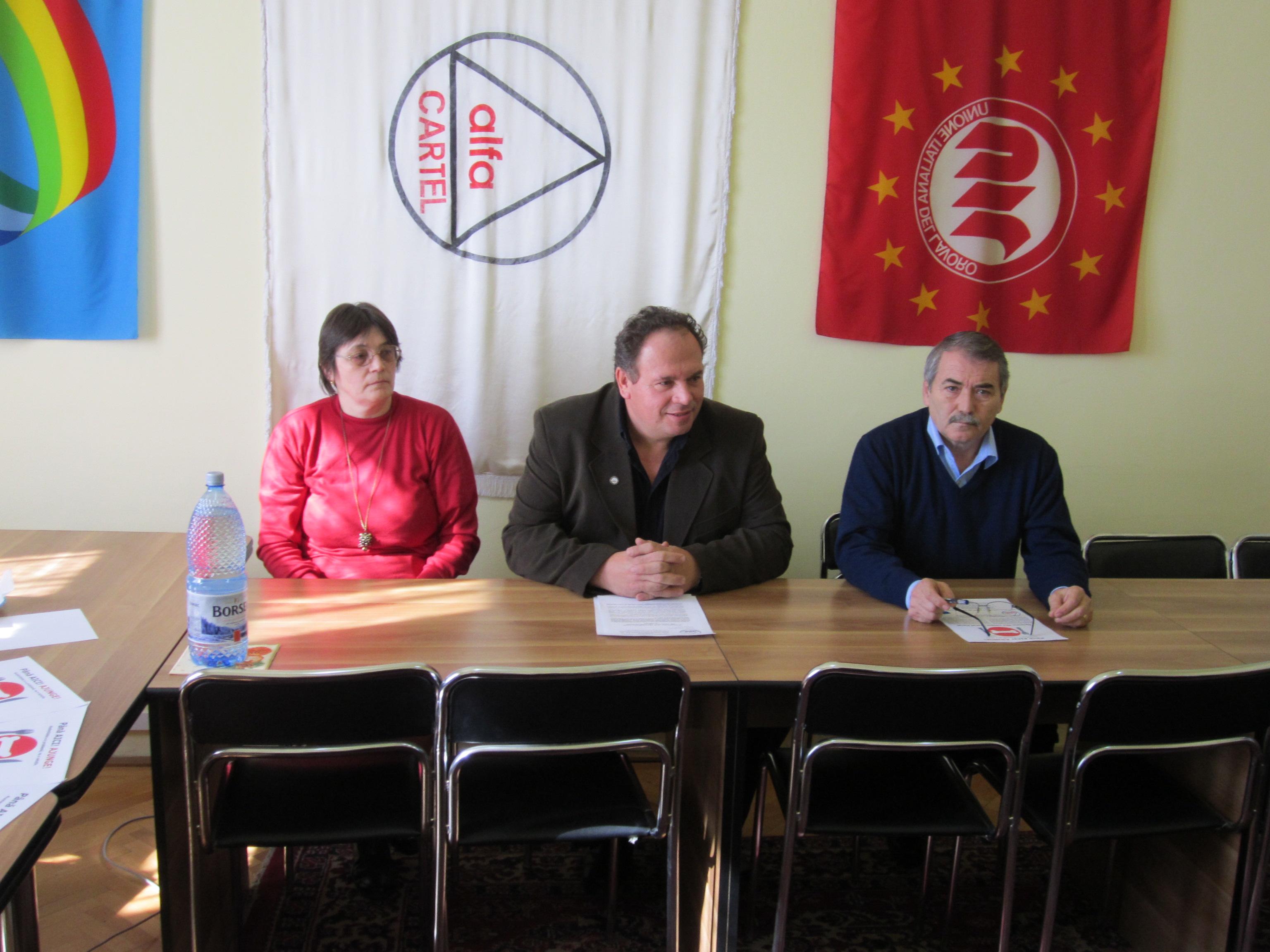 Sindicatele protestează mâine, la Tg.Mureş, împotriva ratificării noului tratat fiscal.