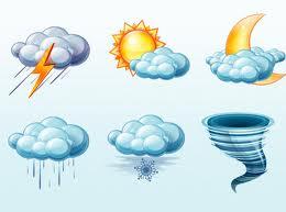 Vremea va fi predominant frumoasă si mai caldă decât ieri