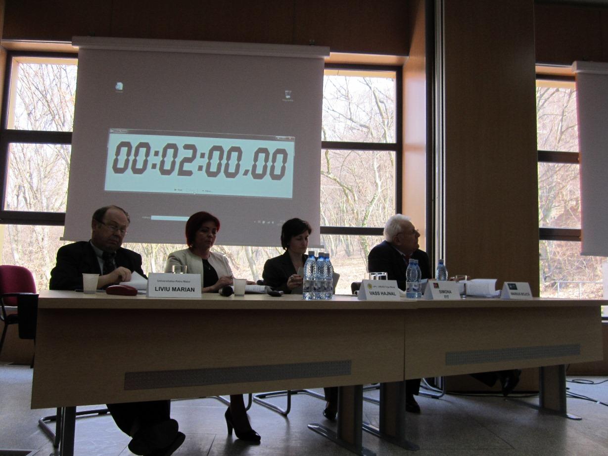Audiere publică pe tema UMF Tg.Mureş.