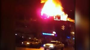 7 persoane reţinute în cazul incendierii unui club din Sibiu.