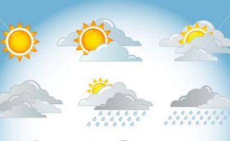 Vreme instabilă de Paşte în Transilvania !