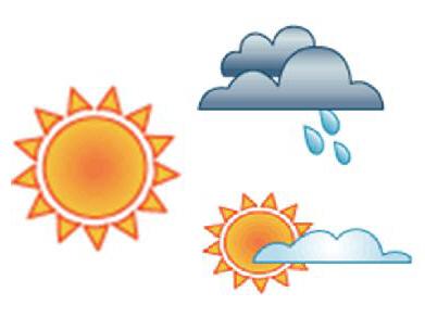 Vremea va fi frumoasã şi deosebit de caldã.