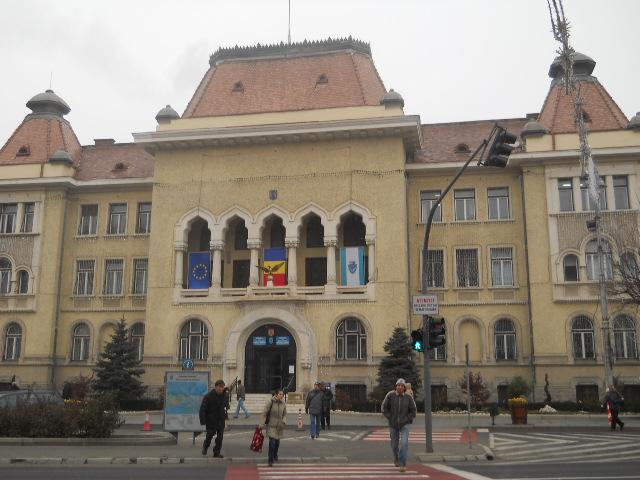 Şase candidaţi  pentru Primăria Tg. Mureş.