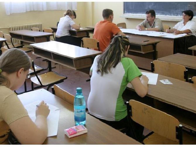 Inspectoratul Şcolar Judeţean Harghita se află pe ultima sută de metri cu pregătirile pentru examenul de bacalaureat
