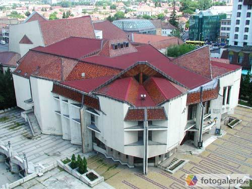 Teatrul Naţional Tg. Mureş, cel mai bun spectacol în Ungaria