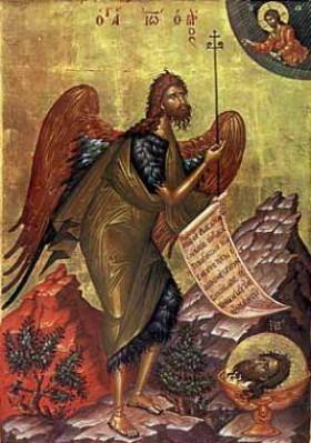 Creştinii serbează mâine Naşterea Sfântului Ioan Botezătoru