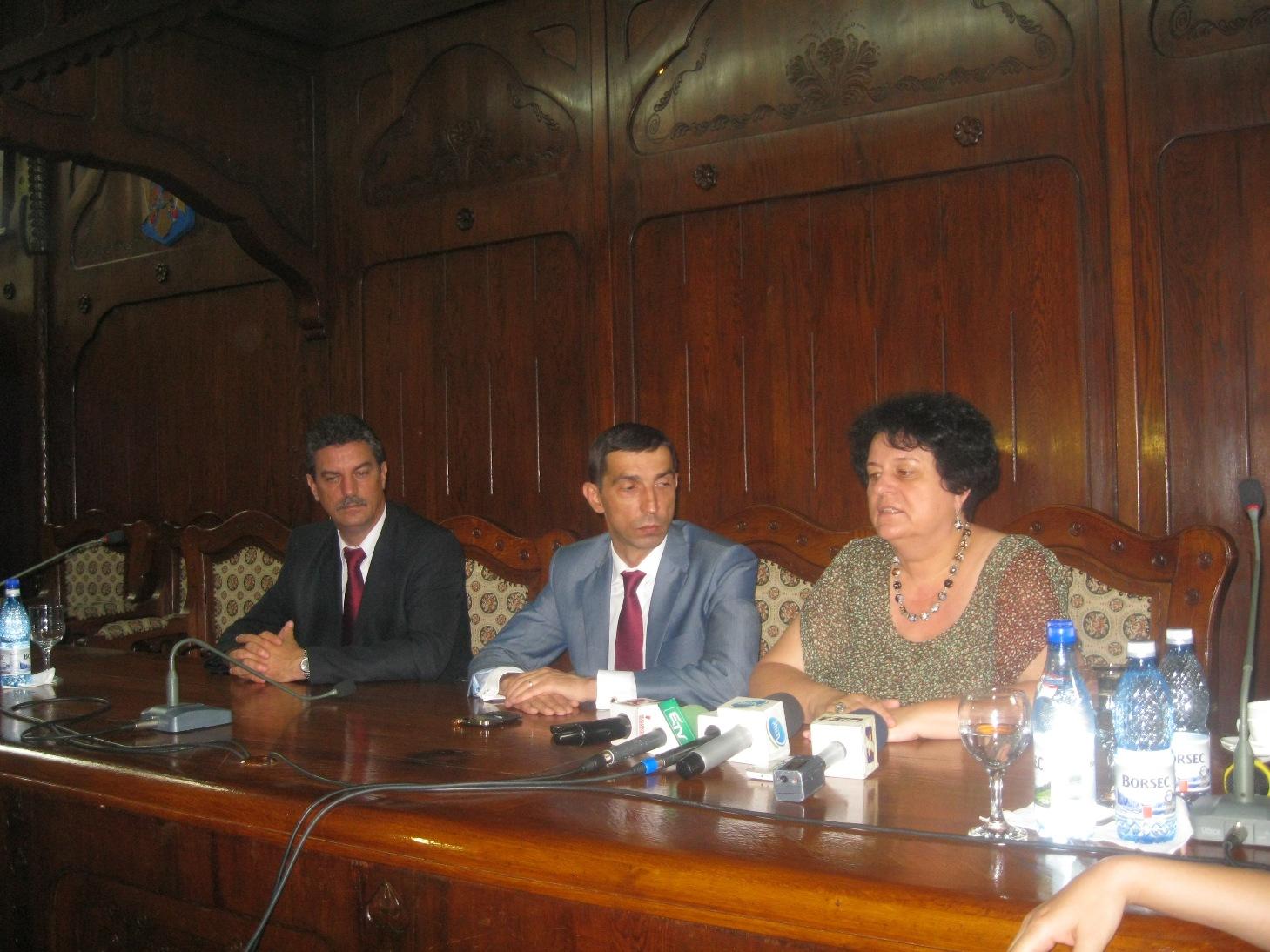 Judeţul Mureş are, de astăzi, un nou Consiliu Judeţean