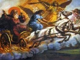 Astăzi este sărbătoarea Sfântului proroc Ilie