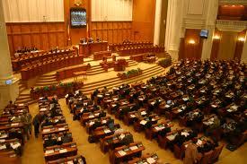 Decizia Curţii Constituţionale a fost citită în Parlament