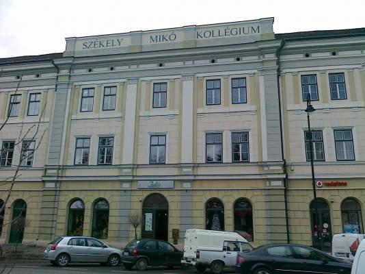 """Primăria Sf. Gheorghe nu vrea în proprietate colegiul """"Székely Mikó"""""""