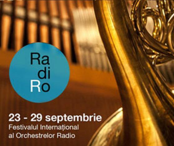 """Mâine începe, la Bucureşti, Festivalul Internaţional al Orchestrelor Radio """"RadiRo"""""""