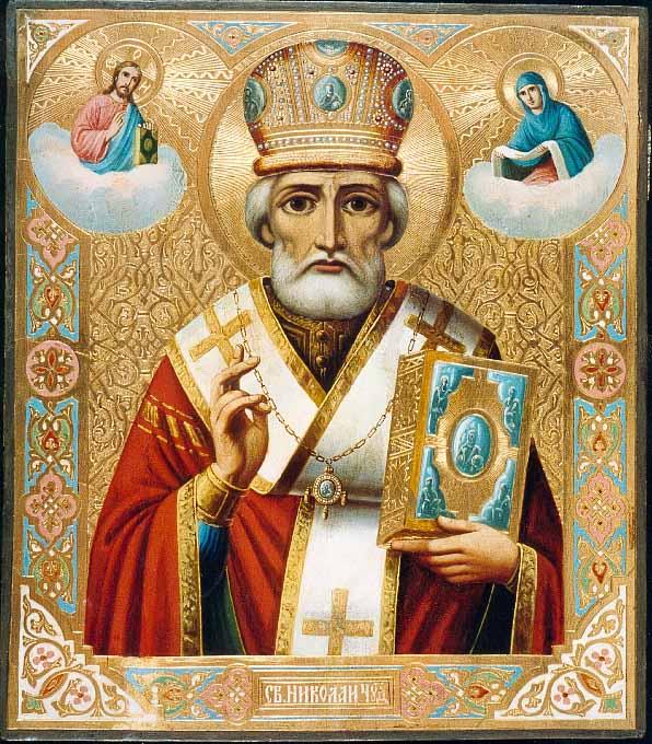 Mâine este sărbătoarea Sfântului Ierarh Nicolae