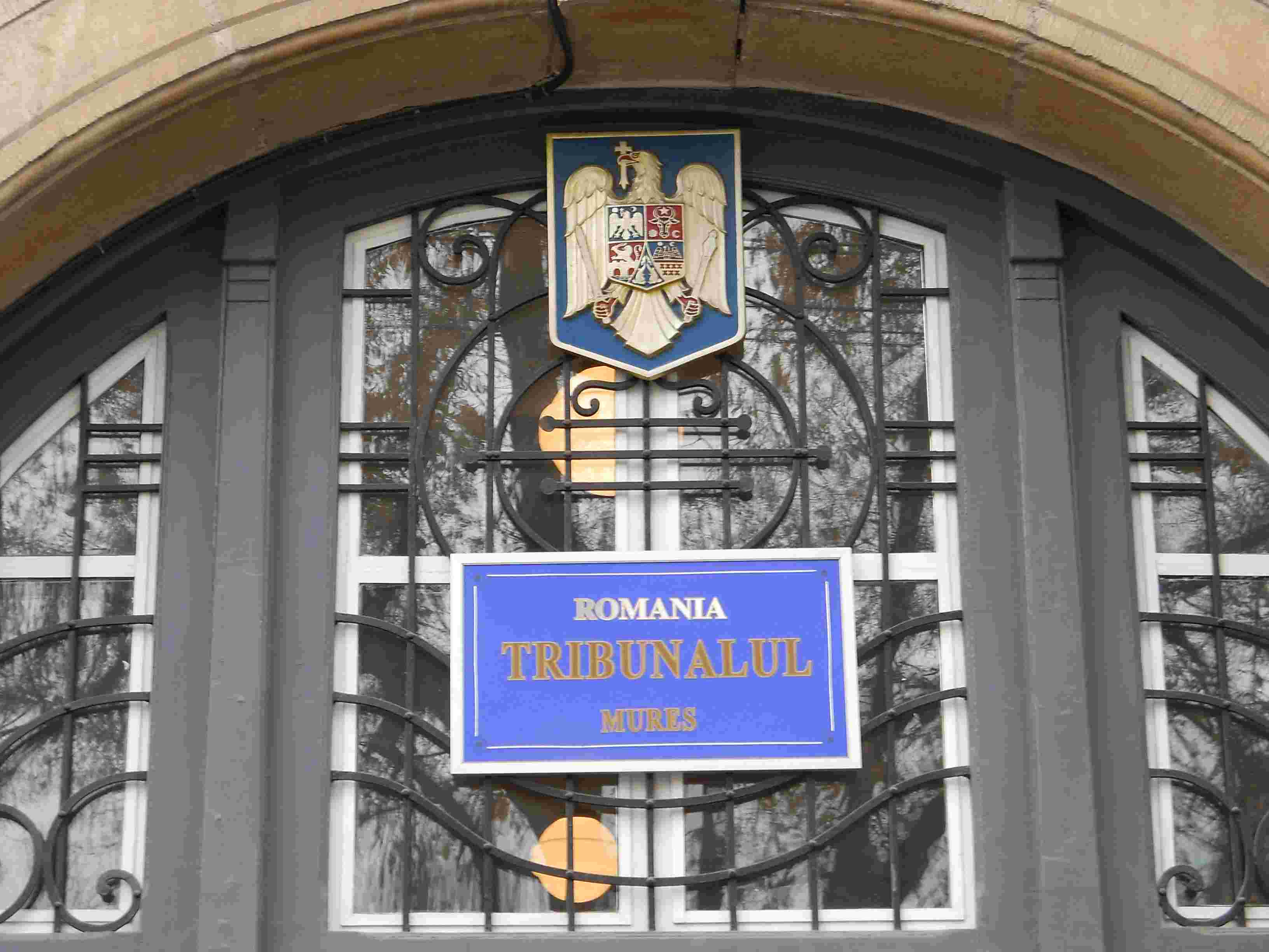 La Tribunalul Mureş s-au înregistrat aproape 3000 de dosare noi