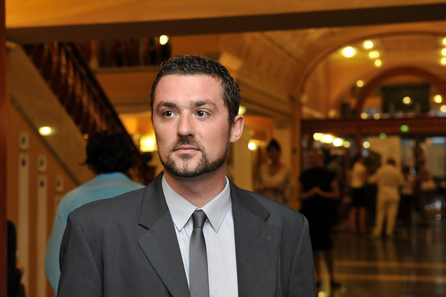 Actorul tîrgumureşean Bányai Kelemen Barna este nominalizat la Premiile UNITER