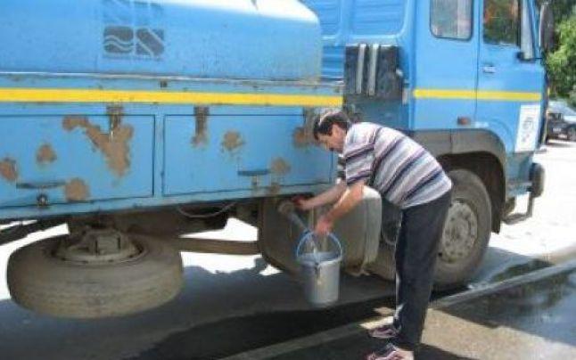 De 4 zile, locuitorii din Copşa Mică nu au apă