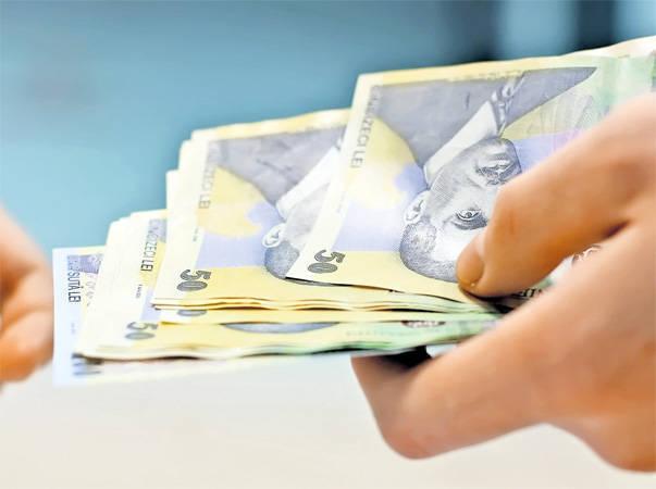 Salariul minim brut va creşte de la 1 iulie