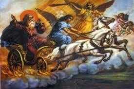 Mâine este sărbătoarea Sfântului prooroc Ilie