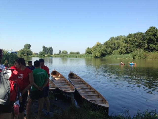 Rowmania a ajuns și la Tîrgu-Mureș