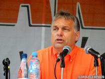 Premierul Ungariei, Viktor Orban, la Băile Tuşnad