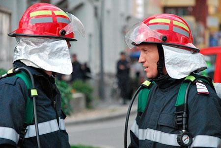 Harghita: Bani pentru activitatea pompierilor voluntari