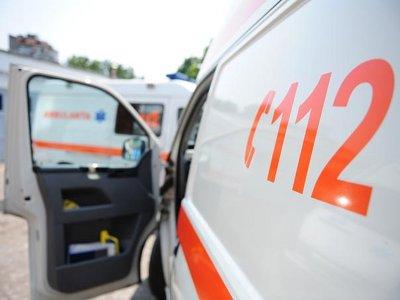 Liderul de sindicat de la Nitramonia Fãgãraş a ajuns la Urgenţe dupã trei ore de greva foamei