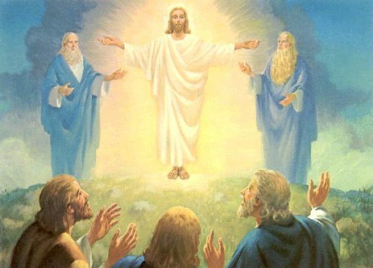 Creştinii sărbătoresc, azi, Schimbarea la Faţă a Mântuitorului