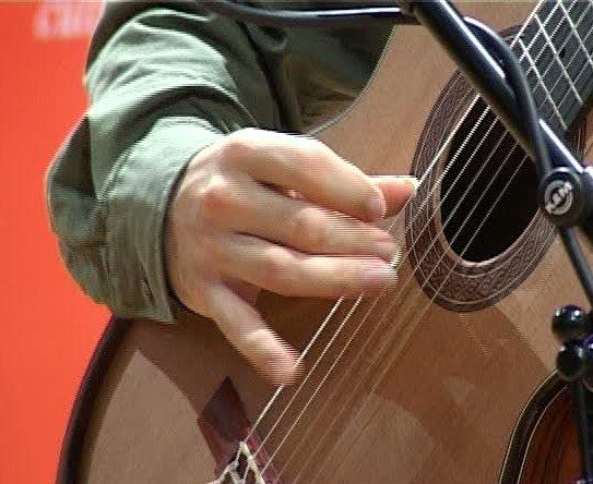De astăzi, chitara clasică se va auzi, din nou, la Palatul Culturii din Tîrgu-Mureş