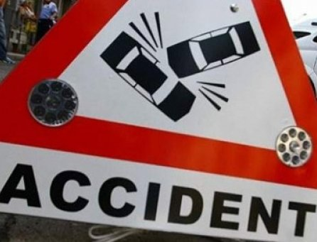 Accident spectaculos în Brașov