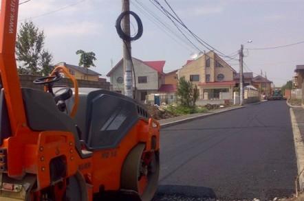 2,5 milioane de euro investiţi, anul acesta, în infrastructură la Sângeorgiu de Mureş