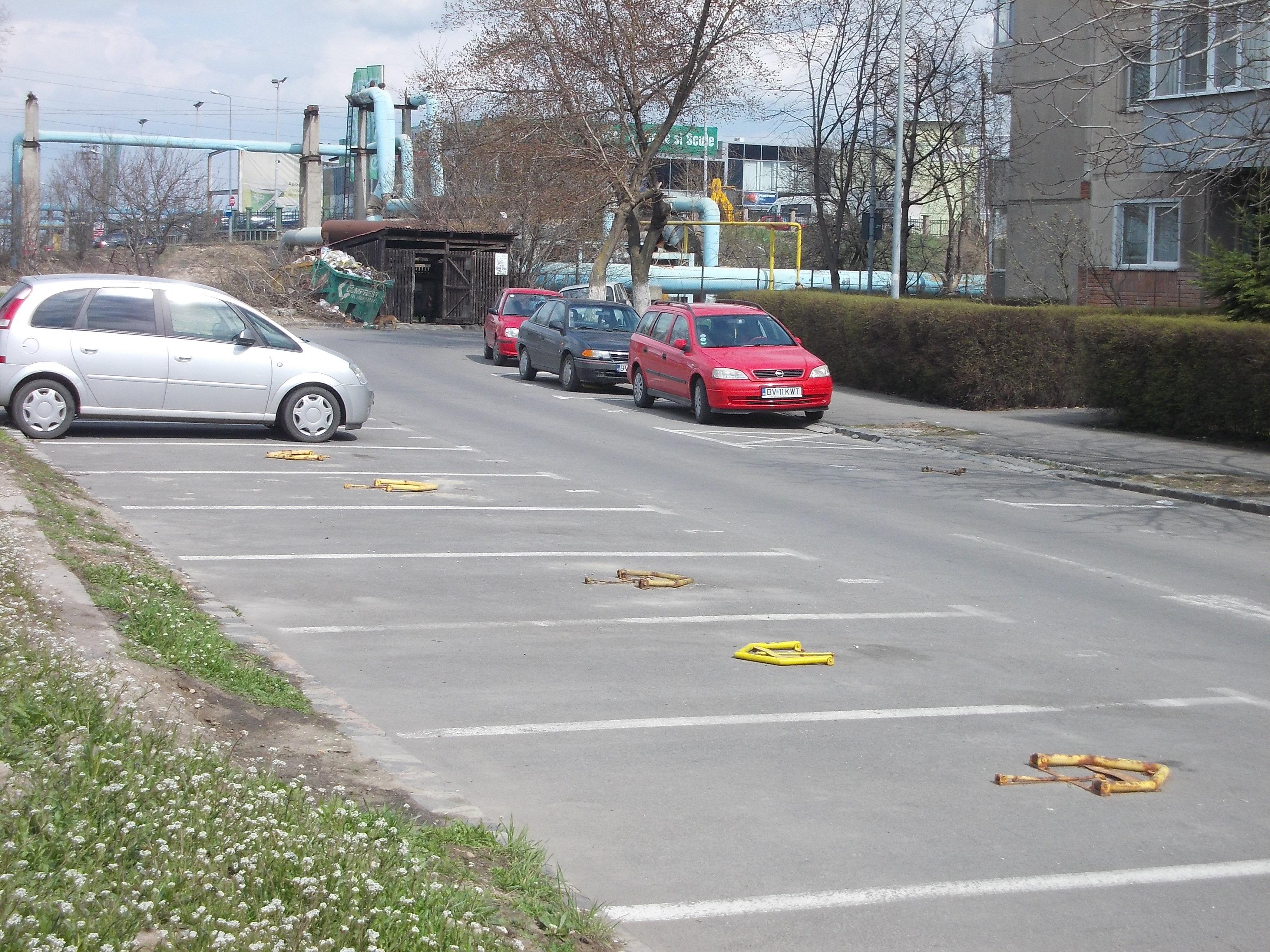 Mulţi braşoveni au început să nu-şi mai plătească locurile de parcare de reşedinţă