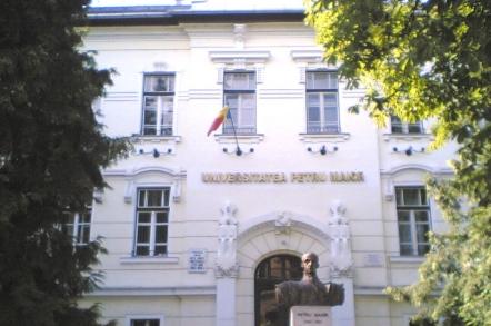 """Continuă înscrierile la Universitatea """"Petru Maior"""" din Tg.Mureş"""