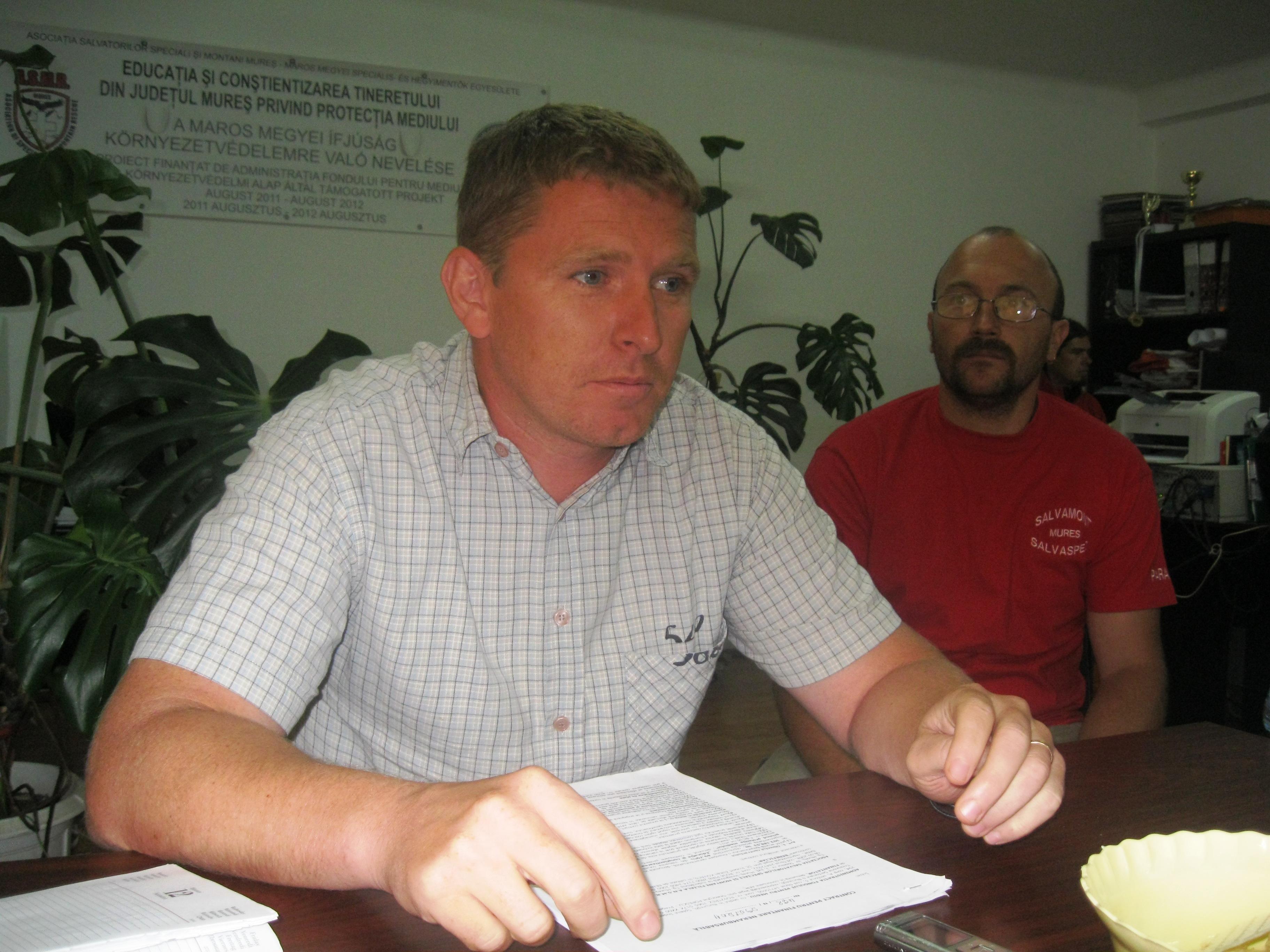 La 7 luni de la validare, filiala UDMR Târgu-Mureş  încă se reorganizează, a declarat vicepreşedintele organizatoric Kovacs Robert