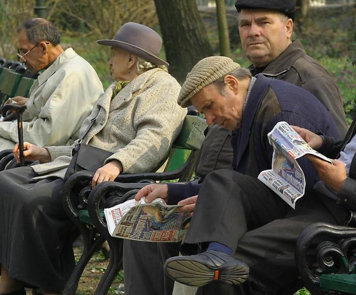 Persoanele vârstnice sunt sărbătorite Harghita