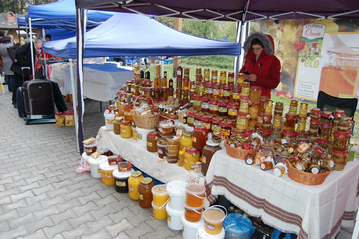 Un nou tîrg al produselor tradiţionale în Harghita