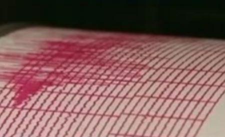 Un nou cutremur în Vrancea!