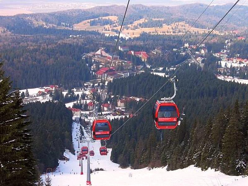 Iarna aceasta schiem mai scump în Poiana Brașov