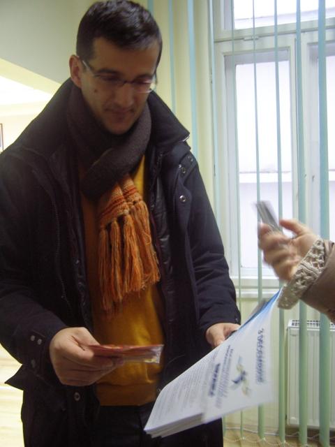 Ziua Internaţională a Persoanelor cu Dizabilităţi a fost marcată, astăzi, la Tîrgu-Mureş