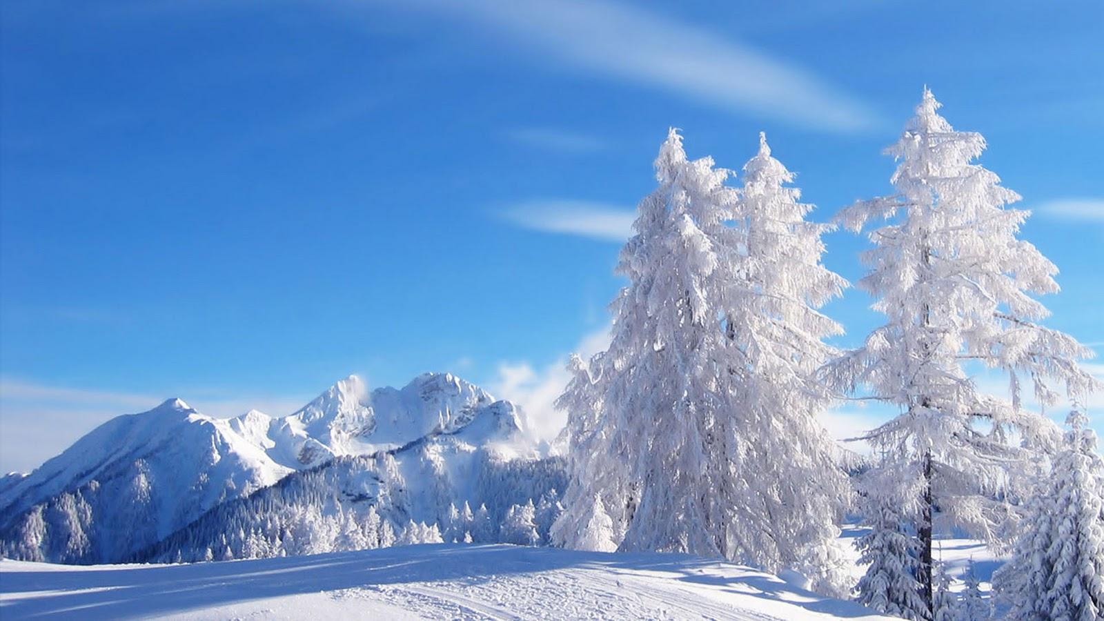 Vremea se încălzeşte de duminică,  însă nu vom avea zăpadă de Crăciun