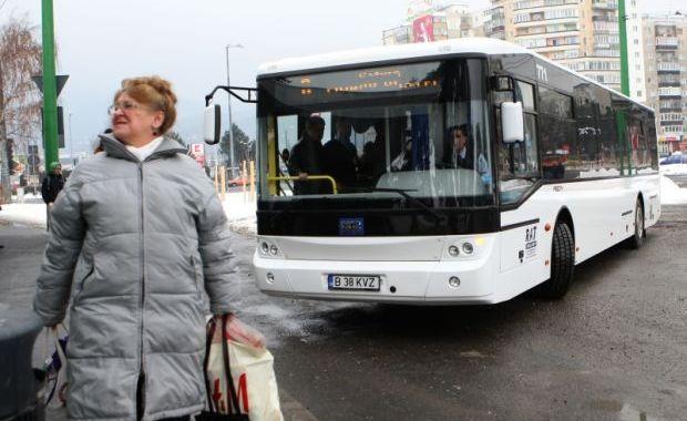 Braşov: Scumpiri la abonamentele pe mijloacele de transport