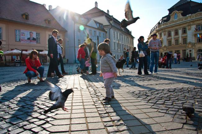 Sibiul participă la Târgul de Turism de la Stuttgart