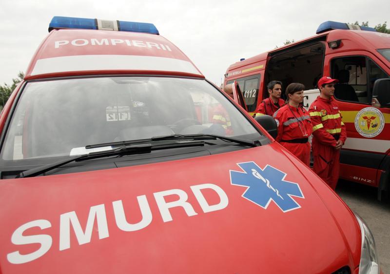 Patru persoane au fost rănite în această dimineaţă, în urma unui accident petrecut pe centura ocolitoare a Braşovului