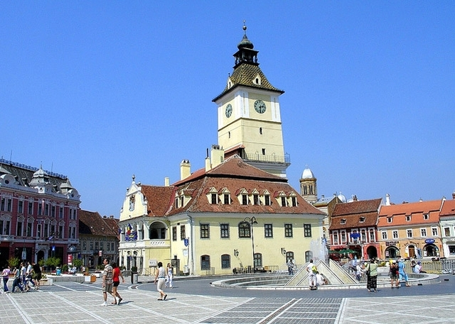 În această primăvară, Brașovul intră în reparaţii